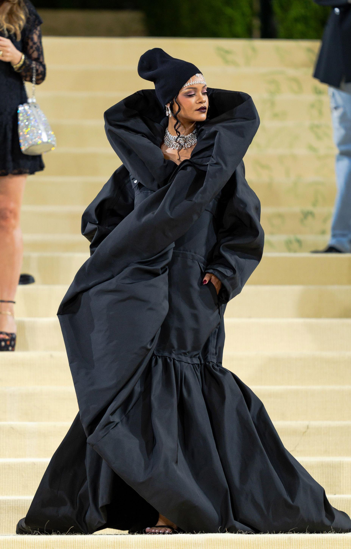 Rihanna, Met Gala, Balenciaga