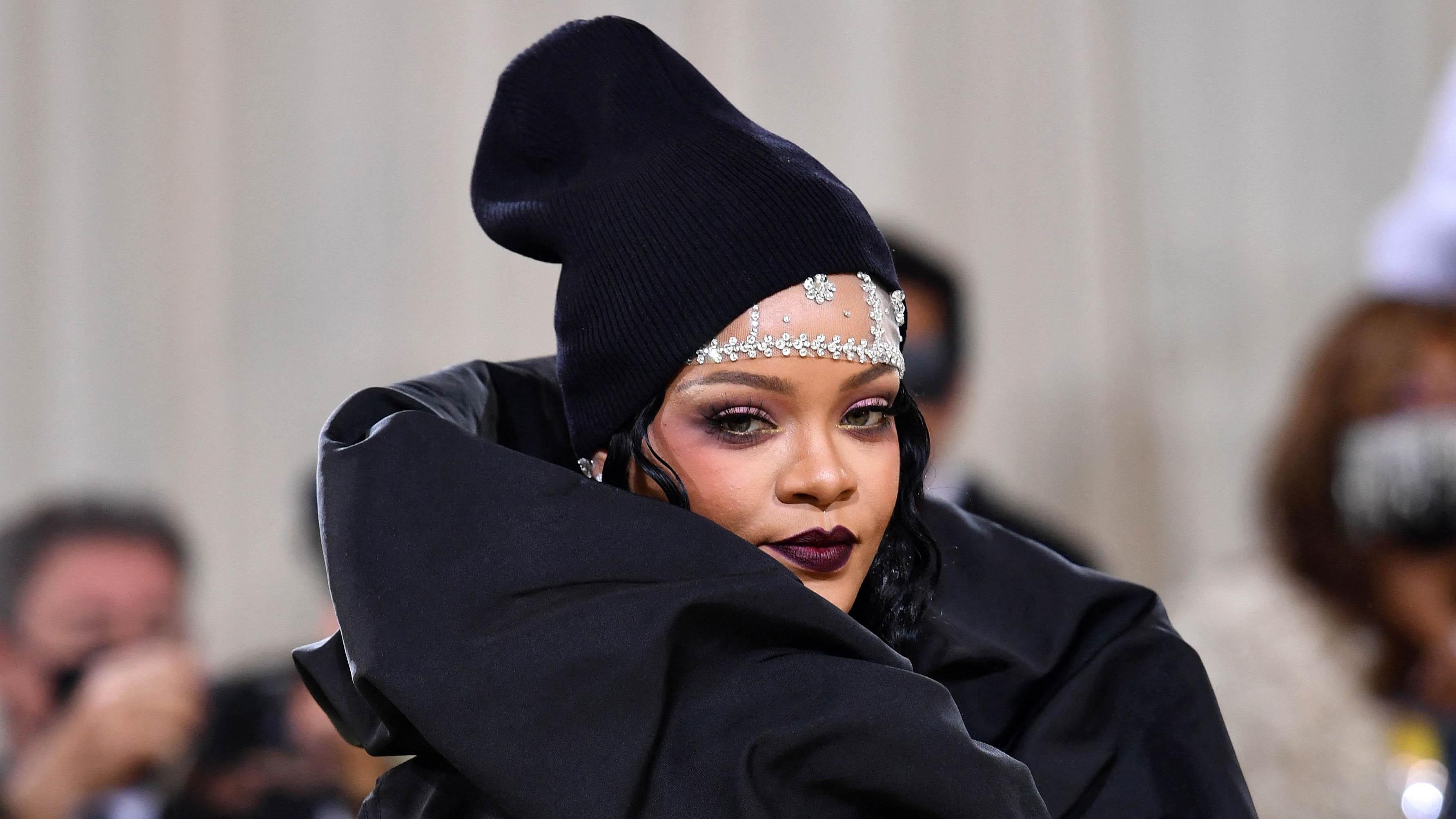 Rihanna, Balenciaga, Met Gala